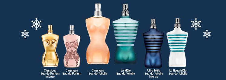 Parfümerie Pieper online - Jean Paul Gaultier - Feiern Sie Weihnachten mit zwei absoluten Ikonen! + Gewinnspiel und Kundengeschenk