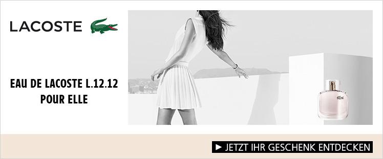 Parfümerie Pieper online - EAU DE LACOSTE L.12.12 POUR ELLE