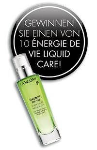 Parfümerie Pieper online - Ihr Gewinn von Lancome: Énergie de Vie Liquid Care