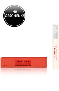 Parfümerie Pieper online - Sichern Sie sich Ihr Geschenk von Narciso Rodriguez