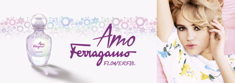 Parfümerie Pieper online - Salvatore Ferragamo - AMO Flowerful + Kundengeschenk