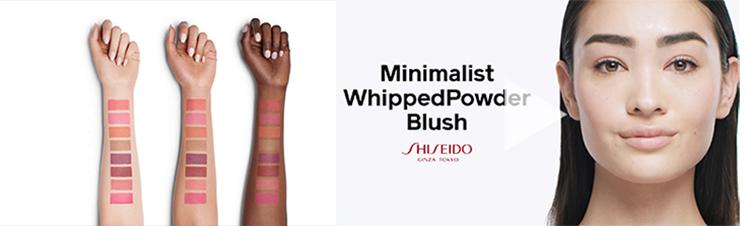Minimalist WhippedPowder Blush von Shiseido - Jetzt Video ansehen