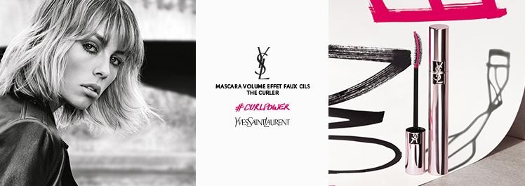 Parfümerie Pieper online - Yves Saint Laurent - Mascara Volume Effet faux cils the curler