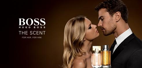 Parfümerie Pieper online - Entdecken Sie Boss The Scent + Geschenk