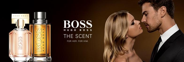 Boss The Scent + Kundengeschenk