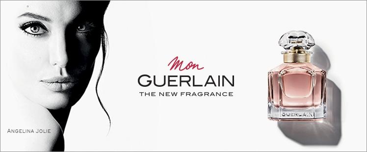Parfümerie Pieper online - Mon Guerlain ist eine sinnliche Entdeckungsreise, eine gewagte und strahlende Komposition