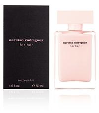 Parfümerie Pieper online - Narciso Rodriguez for her Collection - Feinste, luxuriöse Chypre-Moschusdüfte