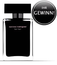 Parfümerie Pieper online - Ihr Gewinn von Narciso Rodriguez