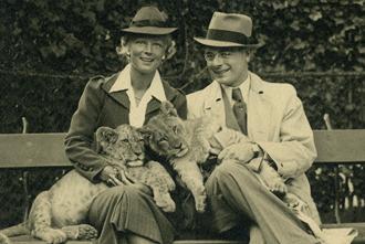 Gerhard und Maria Pieper