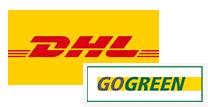 Versand der Parfümerie Pieper Pakete mit DHL