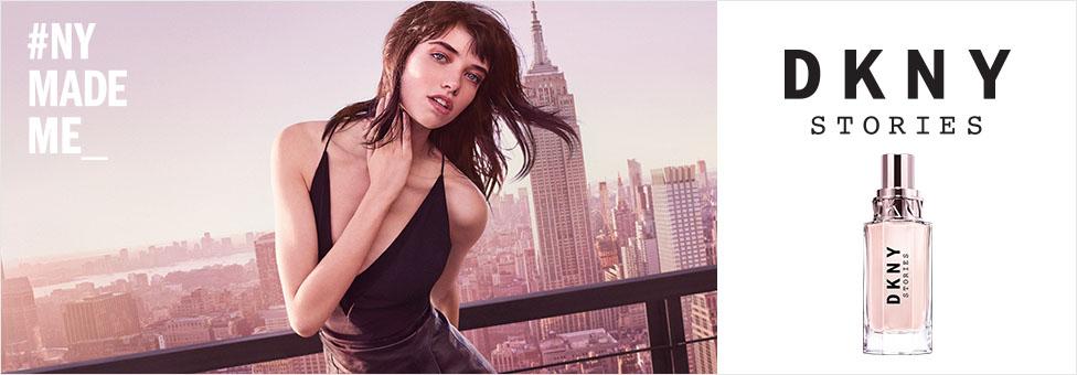 Die Intensität des Lebens spüren mit DKNY Parfüm.