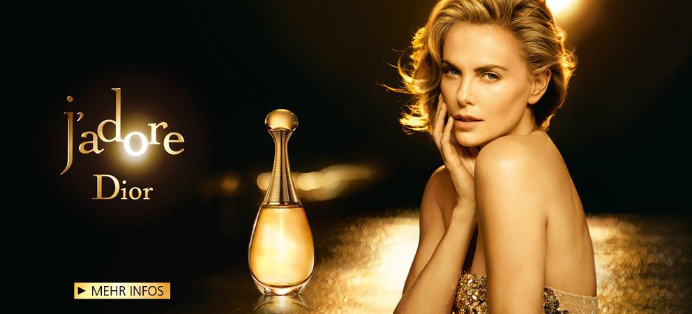 Parfümerie Pieper online - J'ADORE PUTS A SPARKLE INTO THE HOLIDAYS