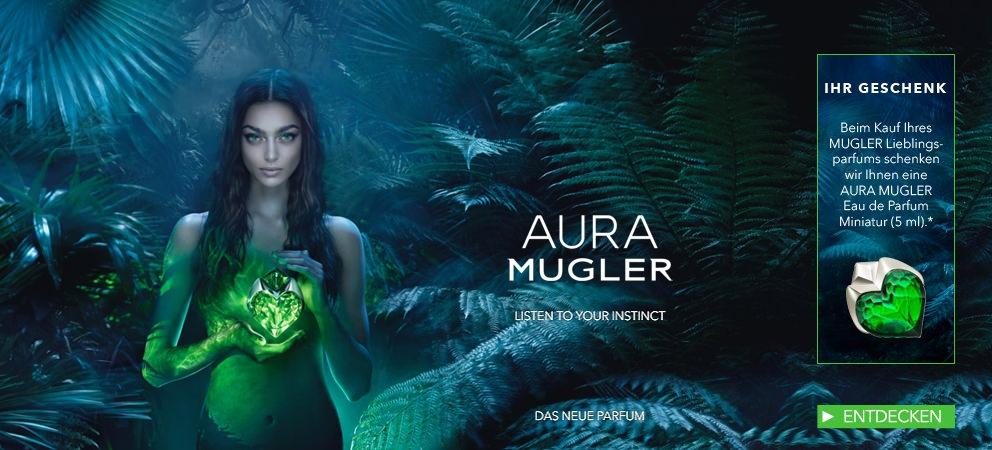 Aura Mugler - Listen to your Instinct