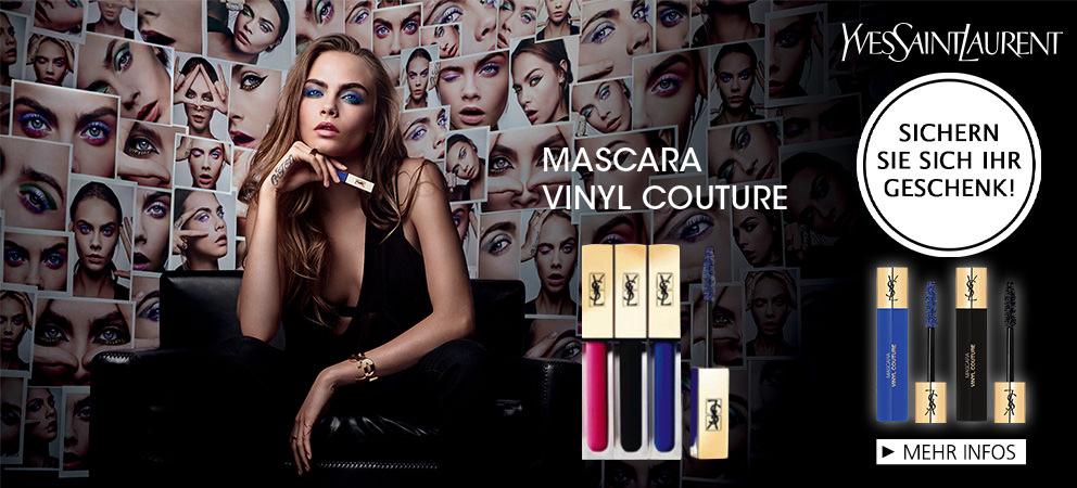 Parfümerie Pieper online - Entdecken Sie MASCARA VINYL COUTURE von Yves Saint Laurent! Sichern Sie sich Ihr Geschenk!