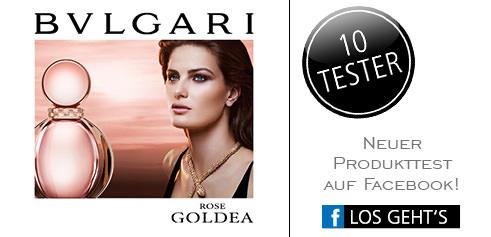 Parfümerie Pieper online - Nehmen Sie an unserem Produkttest von BVLGARI auf Facebook teil
