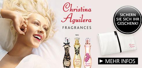 Christina Aguilera feiert das zehnjährige Jubiläum ihrer Parfumlinie mit einem neuen Duftdebut: GLAM X. Sichern Sie sich Ihr Geschenk.