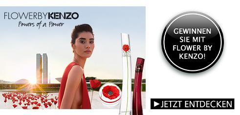 Parfümerie Pieper online - KENZO - DIE KRAFT EINER BLUME …  - Gewinnen Sie mit KENZO und sichern Sie sich Ihr Geschenk!