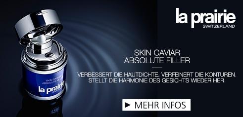 Parfümerie Pieper online - La Prairie Skin Caviar Absolute Filler – Eine neue Form von Kaviar + Geschenk
