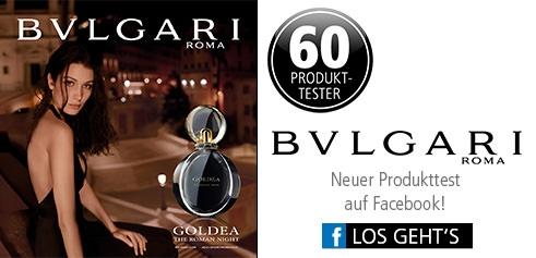 Parfümerie Pieper online - Nehmen Sie an unserem Produkttest von Bulgari auf Facebook teil