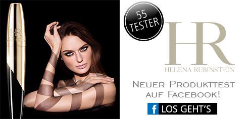 Parfümerie Pieper online - Nehmen Sie an unserem Produkttest von HELENA RUBINSTEIN auf Facebook teil