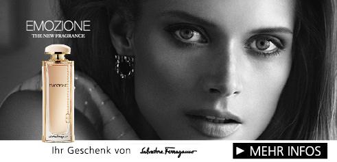 Parfümerie Pieper online - Das Leben ist nichts ohne die Emotionen, die Du lebst! Salvatore Ferragamo EMOZIONE. Sichern Sie sich Ihr Geschenk!