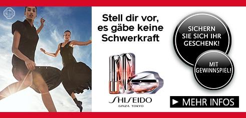 Jetzt gewinnen und Geschenk abholen - Shiseido Bio-Performance