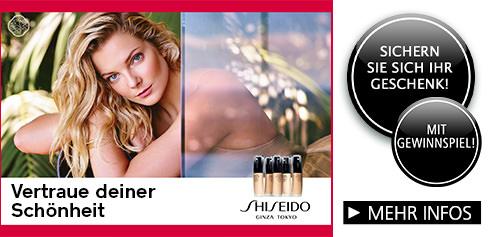 Parfümerie Pieper online - Entdecken Sie Synchro Skin Lasting Liquid Foundation von Shiseido und nehmen Sie am Gewinnspiel teil!