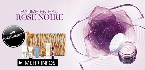 Parfümerie Pieper online - BAUME-EN-EAU A LA ROSE NOIRE VON SISLEY - Für unterpolsterte und strahlend schöne Haut + Kundengeschenk