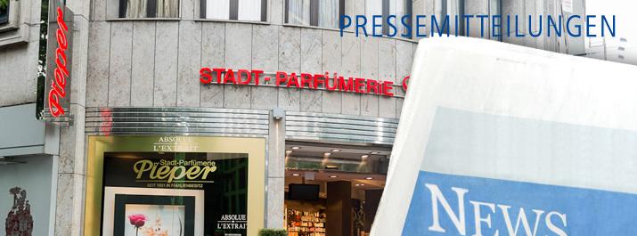 Ein Jahr Stadt-Parfümerie Pieper auf der Kö