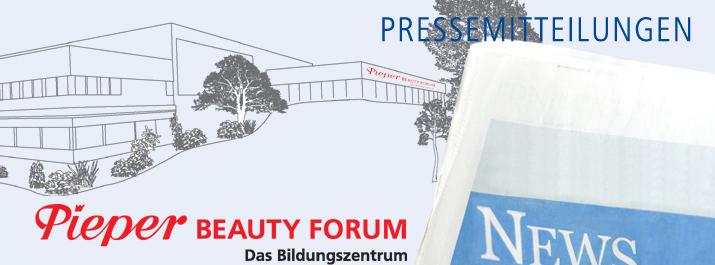 Eröffnung Pieper Beauty Forum