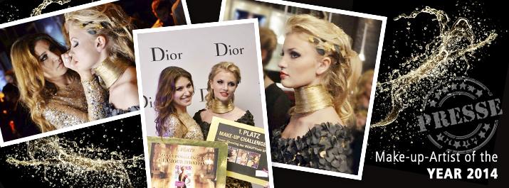 Dior Make-Up Challenge