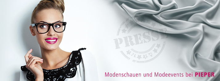Modenschauen bei Pieper