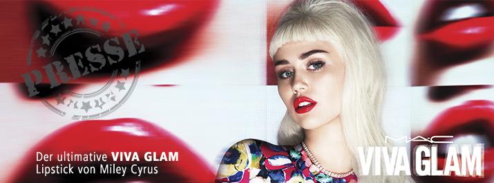 VIVA GLAM Miley Cyrus