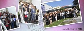47 Auszubildende starten im Jubiläumsjahr bei Pieper