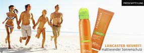 Sonnenschutz mit Pieper