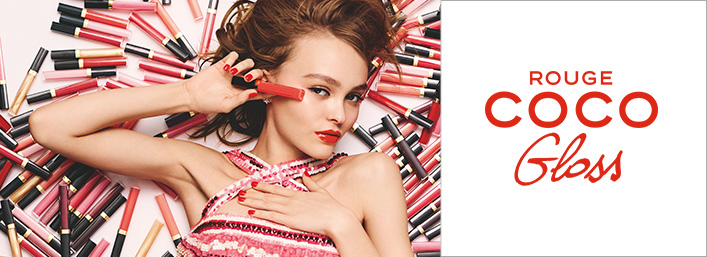 CHANEL: ROUGE COCO GLOSS bei Pieper