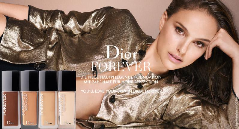 Hochwertiges Parfum und Kosmetik von Christian Dior.