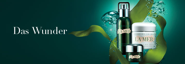 Mit effektiven Wirkstoffen aus dem Meer bietet La Mer die optimale Verwöhnkur für die Haut.