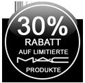 30% Rabatt auf MAC Goodbye-Produkte