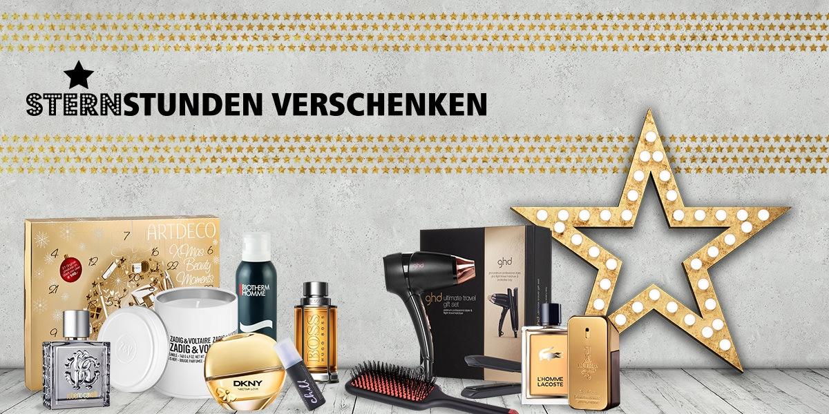 Weihnachten 2017 bei der Parfümerie Pieper online erleben!