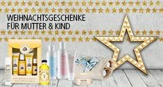 WEIHNACHTSGESCHENKE FÜR MUTTER & KIND